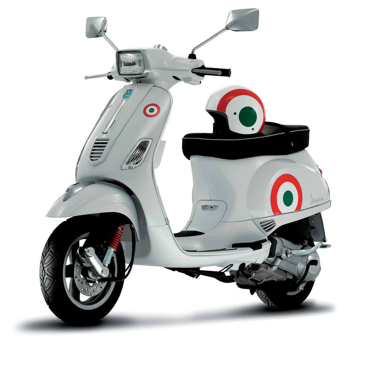 NATION FLAGS DECAL KIT FOR VESPA