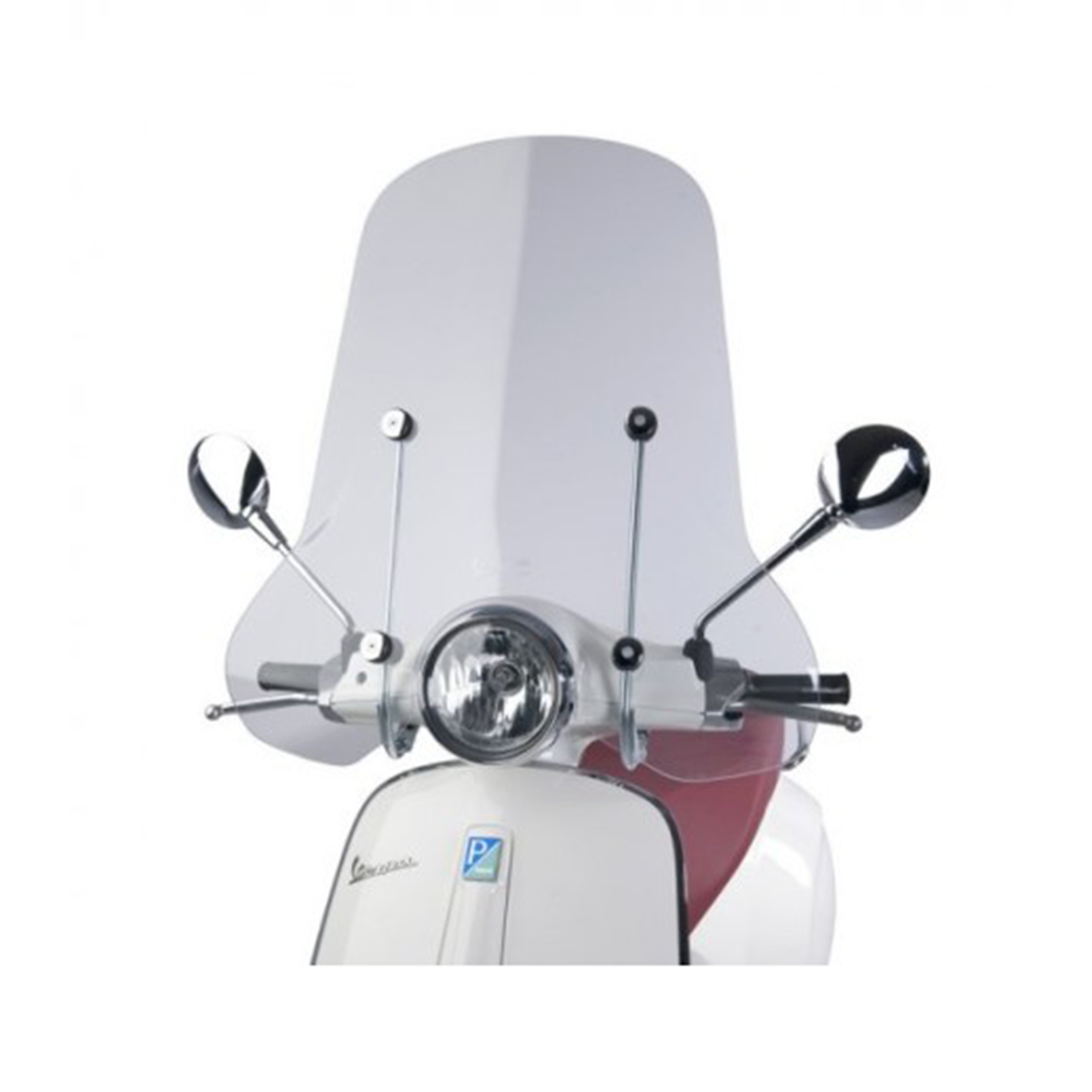 windscreen vespa primavera COMPLETE KIT
