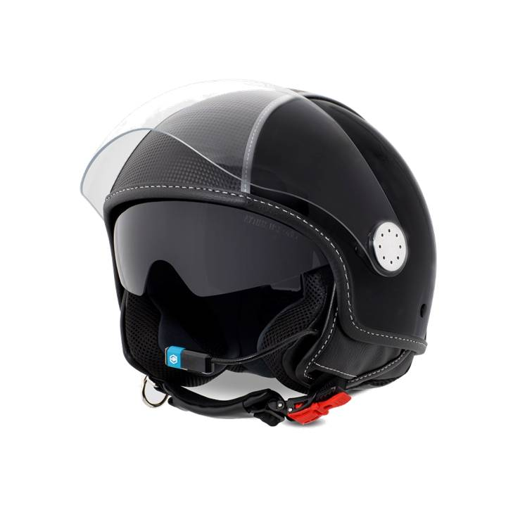Carbonskin Bluetooth Helmet
